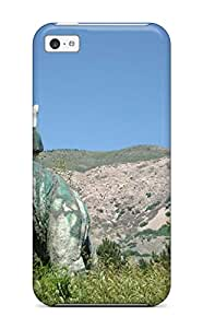 Albert R. McDonough's Shop Hot Top Quality Protection Dinosaur Case Cover For Iphone 5c