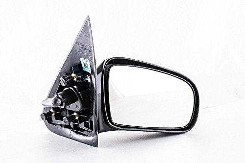 Door Cavalier (Dependable Direct Right Passenger Side Unpainted Non-Heated Folding Door Mirror for Chevy Cavalier, Pontiac Sunfire Coupe (1995 1996 1997 1998 1999 2000 2001 2002 2003 2004 2005))