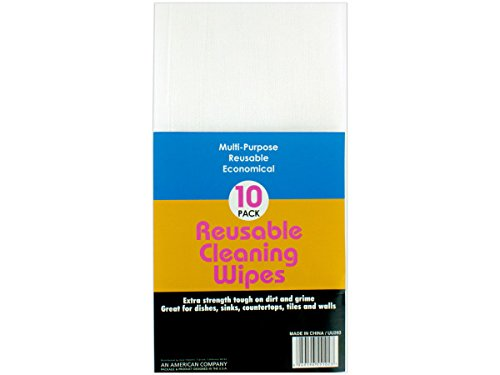 Reusable Multi-Purpose Cleaning Wipes , Automotive, tool & industrial , Office maintenance, janitorial & lunchroom , Cleaning supplies , Wipes & cleaning cloths