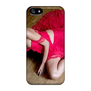Durable Protector Case Cover With Petra Nemcova Sexy Girl 06 Hot Design For Iphone 5/5s