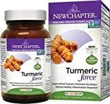New Chapter Turmeric Force, 60 Capsules