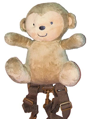 Child of Mine 2-in-1 Harness Buddy (Bear (Neutral)) (Child Of Mine 2 In 1 Harness Buddy)