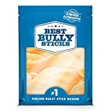 Best Bully Sticks Mega Prime Thick-Cut Cow Ear