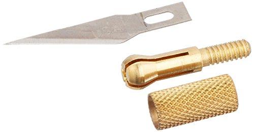 Weller HK11 Hot Knife Solder Tip and Chuck for SP23 Iron - Hot Knife Tip