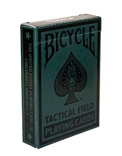 Bicycle Tactical Field Playing Cards - Cards Playing Field