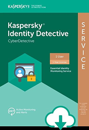 Kaspersky Identity Detective [PC/Mac Online Code] [Requires Identity Validation]