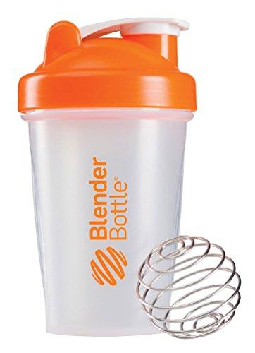 Blender Bottle - Classic Orange - 20 oz. By Sundesa