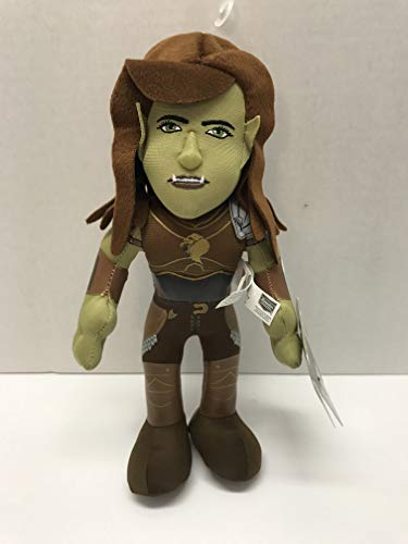 Garona-World-of-Warcraft-Plush-Figure