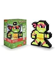 PDPPixel Pals Teenage Mutant Ninja Turtles Raphael Collectible Lighted Figure-Not Machine Specific;