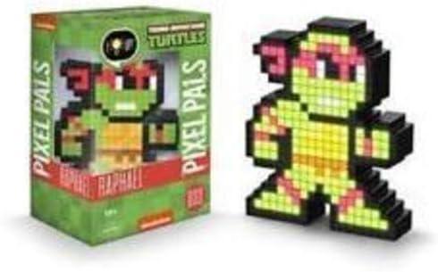 Pdp Pixel Pals Teenage Mutant Ninja Turtles Raphael Amazon