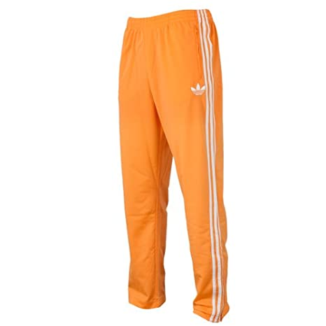 adidas Firebird TP Entrenamiento Pantalones, Hombre, Naranja ...