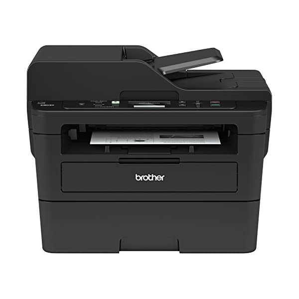Brother Monochrome Laser Printer, Compact Multifunction Printer and Copier