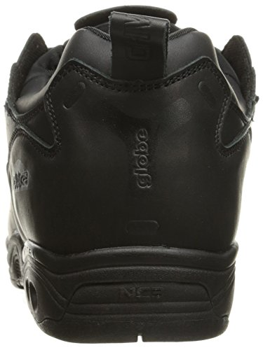 GLOBE Skateboard Shoes CT-IV DLX BLACK LEATHER
