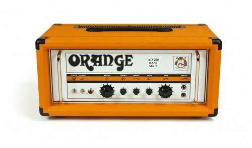 (Orange AD200B MK 3 200W Bass Head)