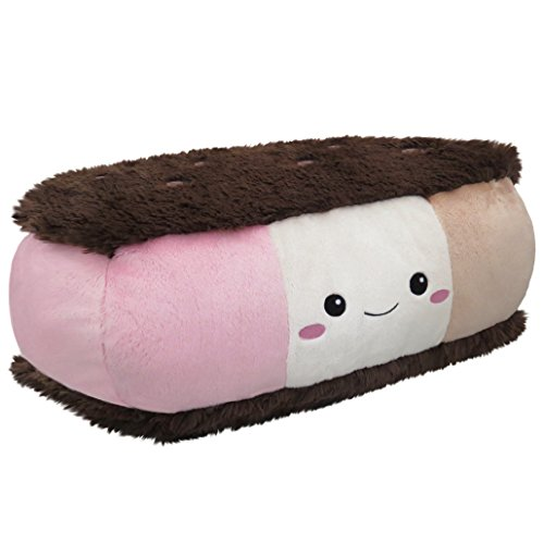 Squishable/ Comfort Food Ice Cream Sandwich Plush - 17