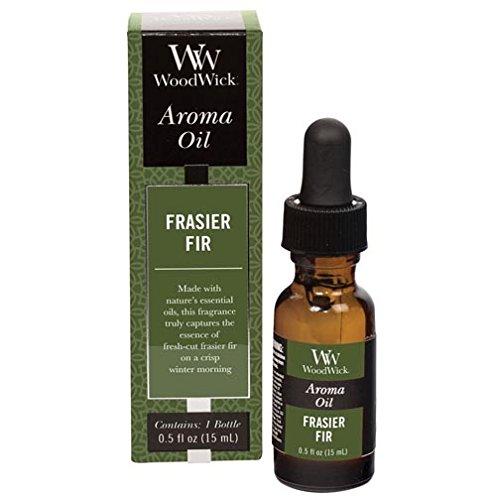 Woodwick Aroma Oil 0.5 Oz. - Frasier Fir