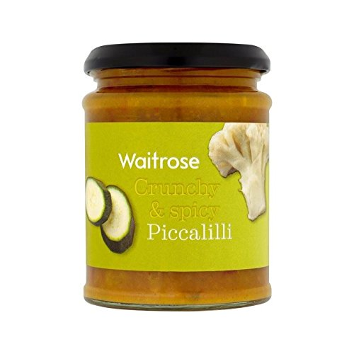 Piccalilli Waitrose 285g - Pack of 6