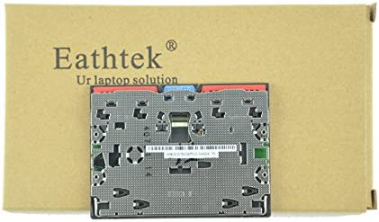 Eathtek Replacement Touchpad Trackpad With Three Button Keys for Thinkpad  T440 T440P T440S T450S T450 T540P T431S T550 L440 L540 L450 T450S W540 W541