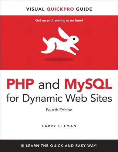 [PHP for the Web: Visual QuickStart Guide (Visual QuickStart Guides) [ PHP FOR THE WEB: VISUAL QUICKSTART GUIDE (VISUAL QUICKSTART GUIDES) ] By Ullman, Larry ( Author )Mar-09-2011 Paperback