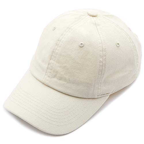 C.C Hatsandscarf Basic Baseball Cap Cotton Made Adjustable Fits Men Women Low Profile Blank Hat BA-913