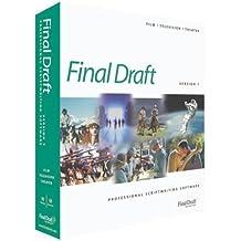Final Draft 7 Professional Scriptwriting [OLD VERSION]