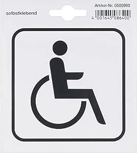Meister - Símbolo adhesivo/Pegatina/Señalización/Rótulo informativo/Placa para puerta/Señal de prohibición/Cartel de advertencia/Rotulación de ...