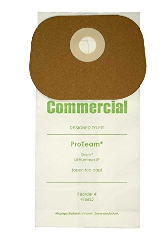 ((50) ProTeam Sierra, Lil Hummer Micro-Lined Commercial Backpack Bags, 50 Bags.)