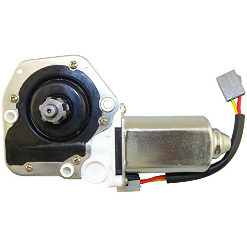 UPC 707773633007, ACDelco 11M49 Professional Front Driver Side Power Window Motor