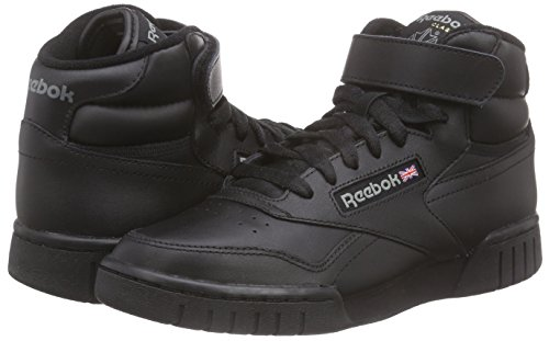 Unisexe Adulte Sneakers noir fit int Reebokex o Noir Hi SnHwXaa6Zq