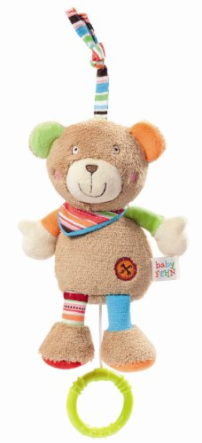 Fehn 091014 Mini-Spieluhr Teddy