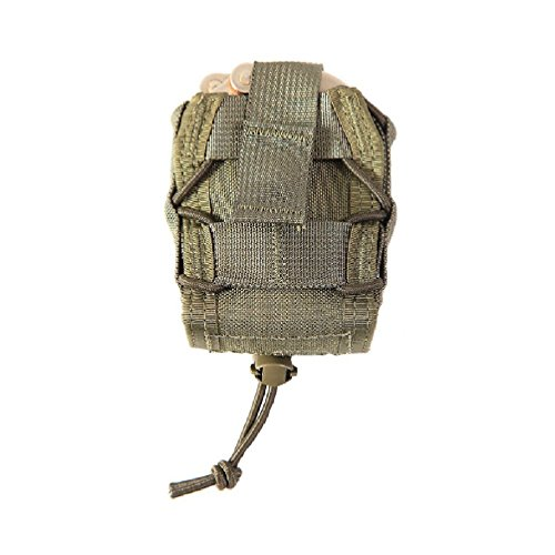 High Speed Gear 11DC00OD MOLLE Compatible Handcuff Taco Olive Drab