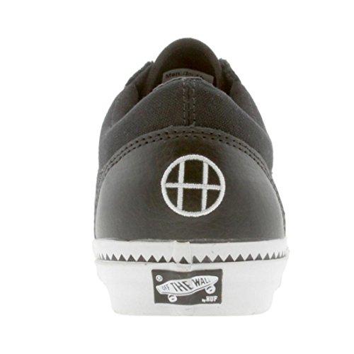 Bestelautos X Huf Old Skool Lx (zwart / Echt Wit)