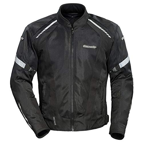 - Tourmaster Intake Air 5.0 Mens Summer Mesh Jacket Black/X-Large (More Size and Color Options)