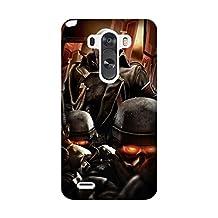 LG G3 Case, Game Killzone 2 Hard TPU Smooth Design Case for LG G3