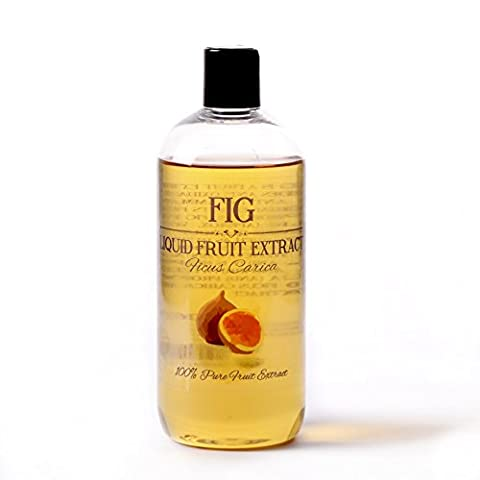 Mystic Moments Fig Liquid Fruit Extract - 500G - Moments Fig
