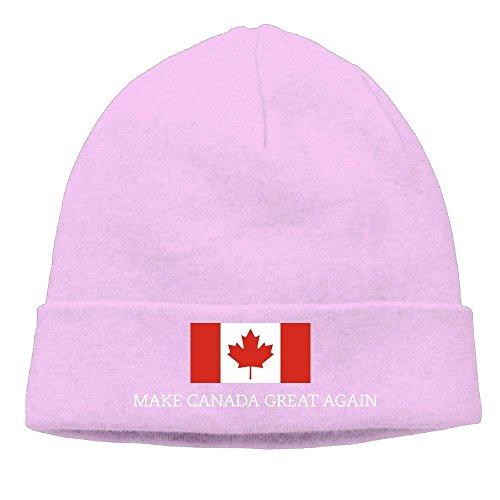 Daily amp;Womens Skull Cap béisbol Flag Again Great Hat Beanie Outdr Gorras Black Mens Canada Make zHBwq