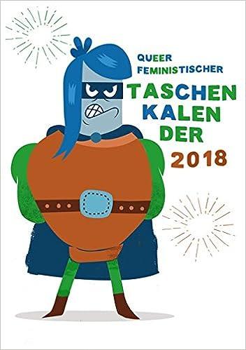 Queerfeministischer Taschenkalender 2018