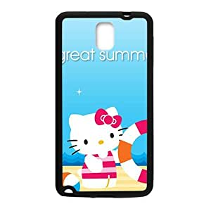 Personal Customization Hello kitty Phone Case for samsung galaxy Note3 Case
