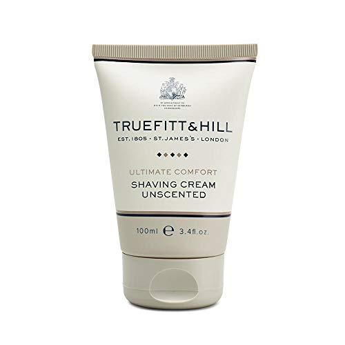 Truefitt & Hill Ultimate Comfort Shaving Cream Travel Tube, 3.38 fl oz
