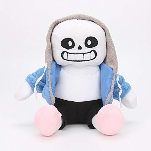 Anime Undertale Plush Toys 30Cm Undertale Papyrus Asriel Toriel Stuffed Plush Toys Doll For Kids Children Gift Toddler Must Haves 4 Year Old Boy Gifts Favourite Movie Superhero Toys Unbox Game by YOYOTOY