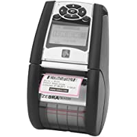 Zebra QN2-AUNA0M00-00 QLN 220 Direct Thermal Mobile Label Printer, Bluetooth and Wi-Fi, Monochrome, 203 dpi, 2.75 H x 3.5 W x 6.5 D by Zebra