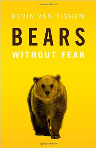 Bears: Without Fear author touring region