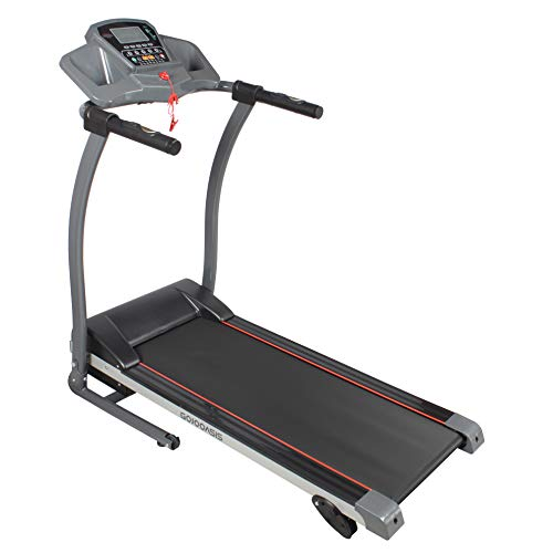 GOJOOASIS 2.0HP Treadmill Folding Motorized Running Exercise Machine w/Incline