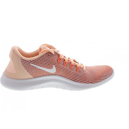 001 Tint Tint Multicolore Sneakers White Crimson Wmnsflex Pink Femme RN NIKE 2018 Basses wSHpW7q
