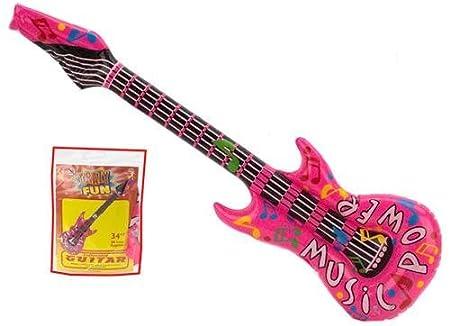PMS - Guitarra de diseño musical (34 pulgadas, bolsa de ...