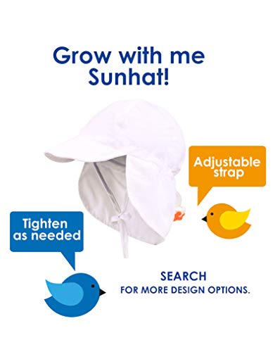 3460632e752d9 ThunderCloud Kid s SPF 50+ UV Sun Protective Adjustable Baby ...