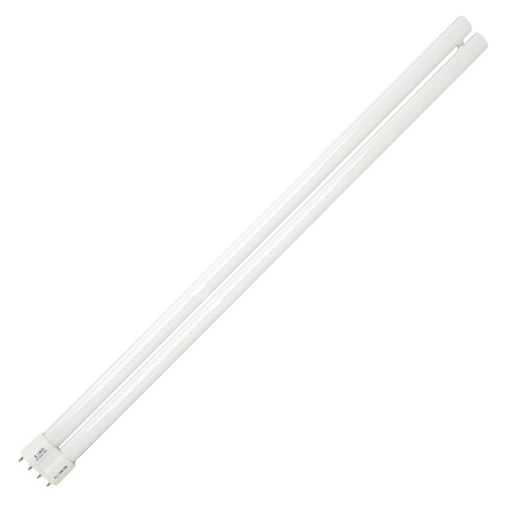 40W Eiko DT40//41//RS Duo-Tube 4100K 2G11 Base Compact Fluorescent Halogen Bulb