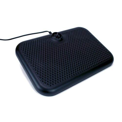 Cozy Products Toasty Toes Ergonomic Foot Heater, 105 Watts,
