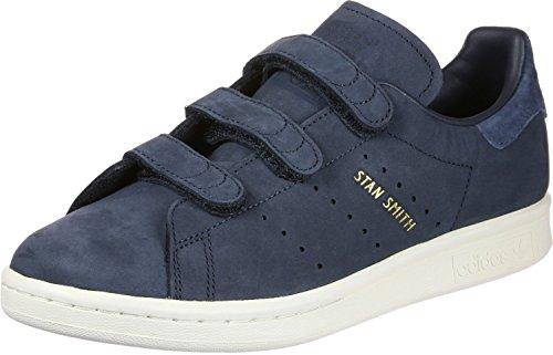 Adidas Damen Stan Smith Cf W Gymnastikschuhe Blau (tinley / Tinley / Indnob 000)