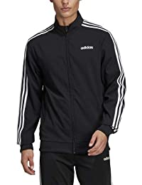 Essentials Men's 3-Stripes Tricot Track Jacket
